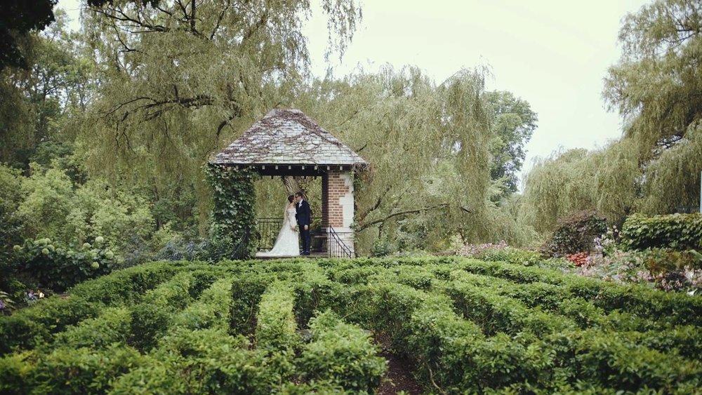 Riverbend Kohler Wedding Film - Suzanne + Mark — Vaughter Films