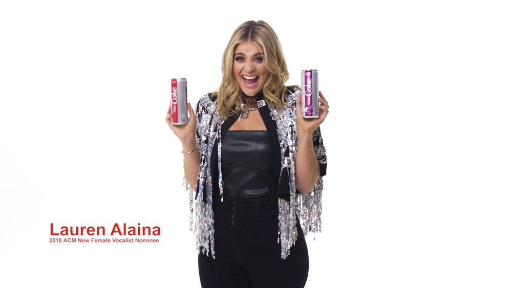 Lauren Alaina - Diet Coke