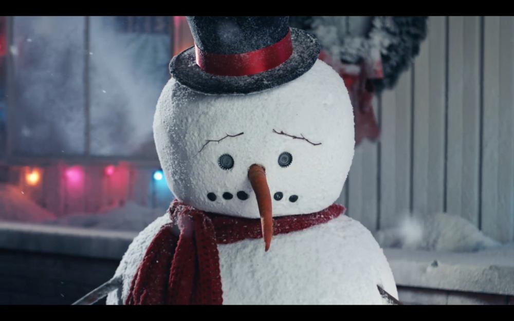 TN Lottery - Snowman