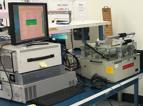An FCT Test Station for PCBAs