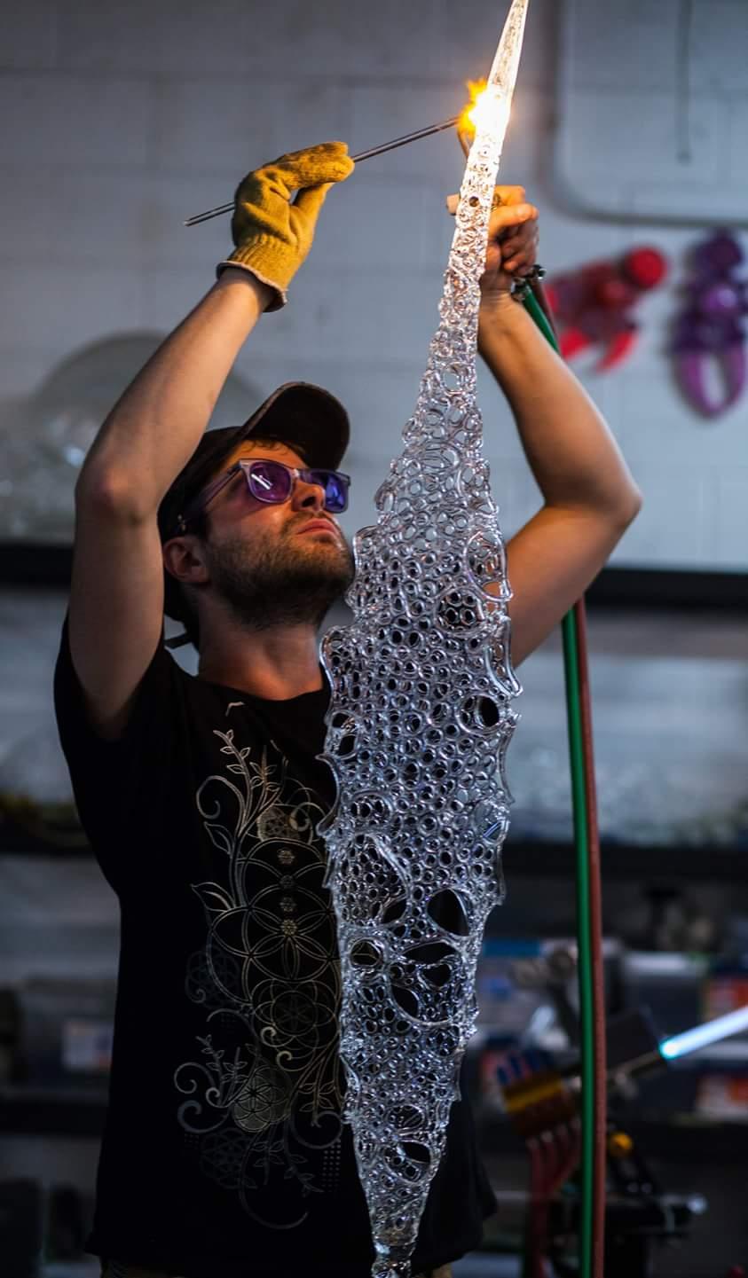 Alex Ubatuba - Borosilicate Glass Artist