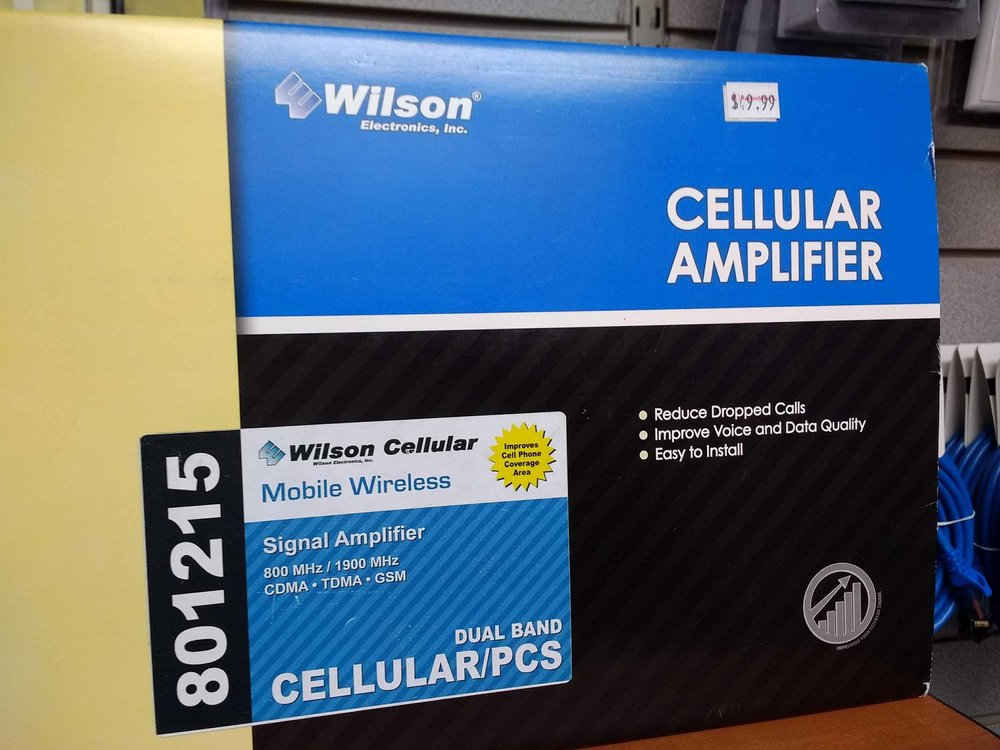 Use a cellular amplifier to improve your smartphone signal and clarity.
