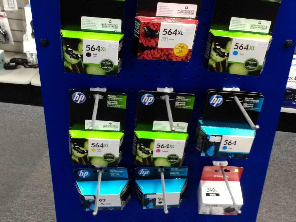 Wide range of color printer cartridges