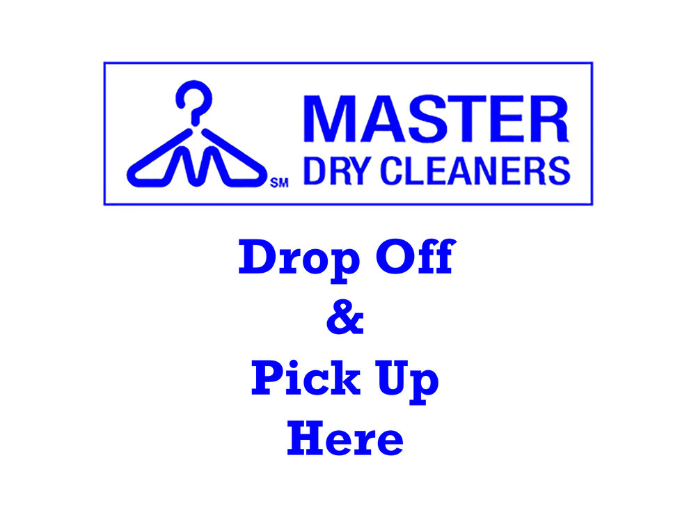 Master Dry Cleaners Drop Off  Pick Up Location