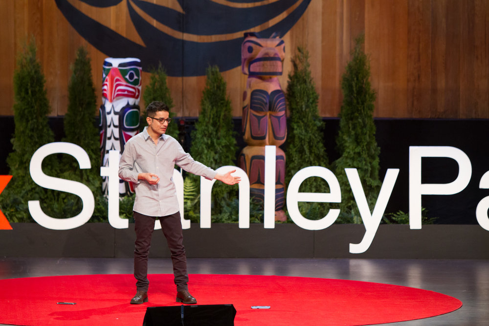TEDx Stanley Park 2018 - The Refugee Crisis
