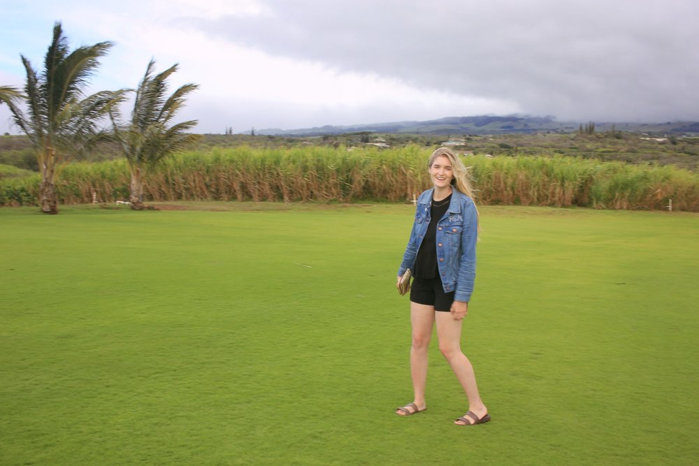 Wearing:  Madewell jean jacket  with  Fort Lonesome  patch,  Anthropologie  romper