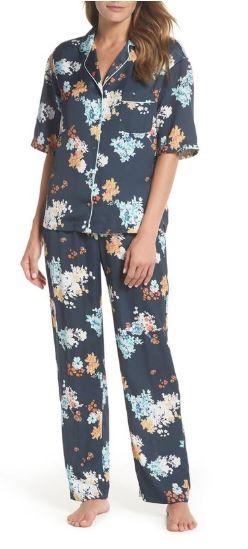 Nordstrom satin pajamas, $42.90