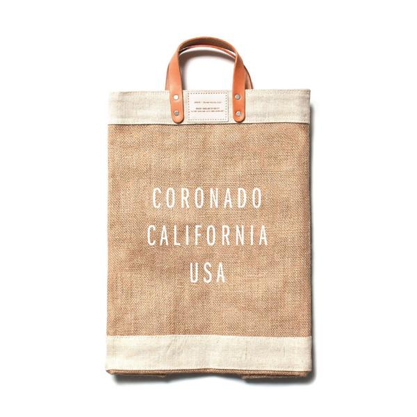 Our custom Coronado, California USA totes arrived ahead of schedule and we couldn't be more excited. Now we can grocery shop in style and reresent our favorite little island.