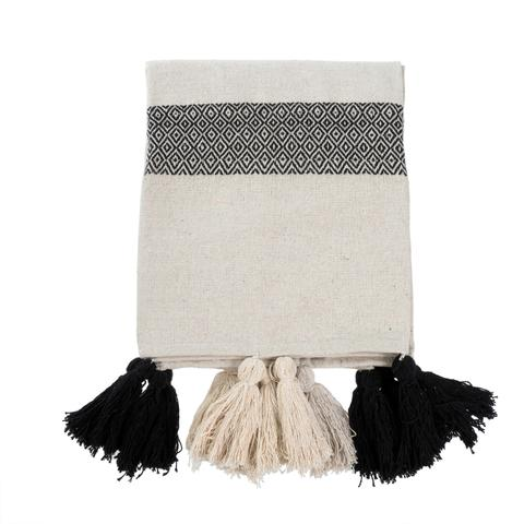 Obsessing over this tassel throw. Inspired by traditional Moroccan Wedding Blankets.