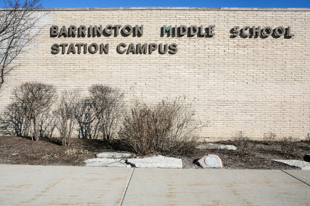 Barrington Middle School - Station Campus