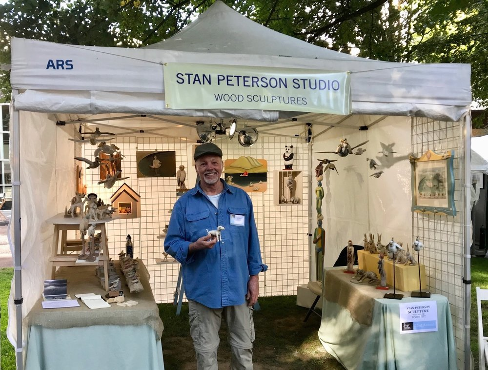 Stan Peterson: Booth.jpg