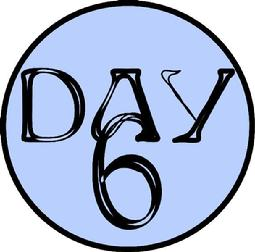 255_Day_6_Blue_Logo