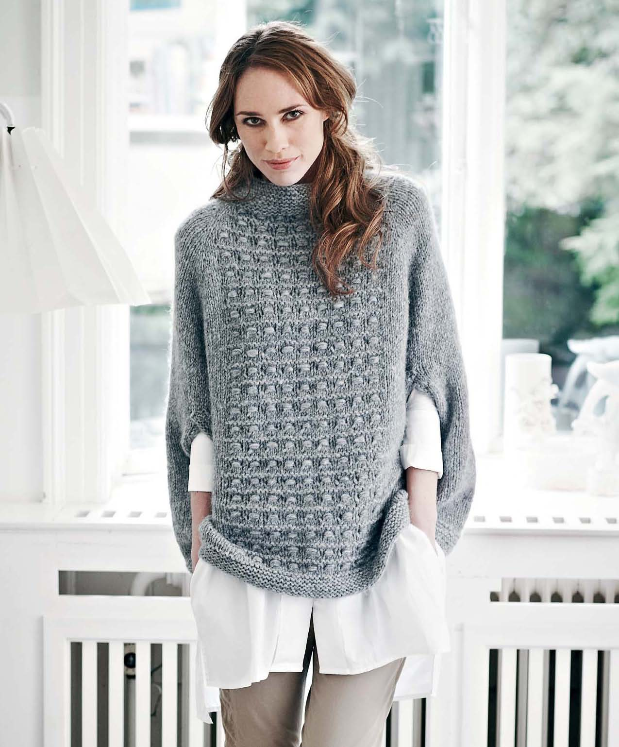 Perfectly Feminine Knits - Ella beauty image