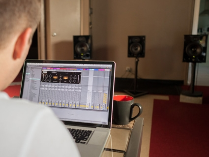 Location - Classes are taught right in our studio. You will master your song in class using the latest stereo and stem mastering techniques.