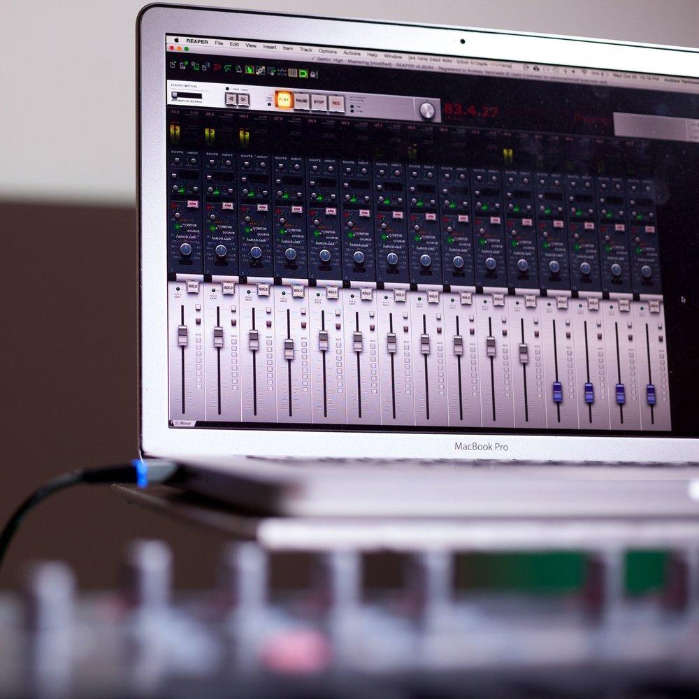 Mixing -