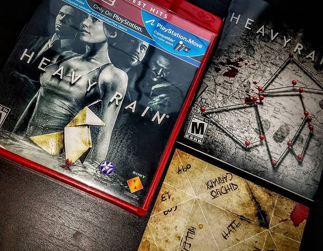 * Game of the Day: Heavy Rain PS3 gem!