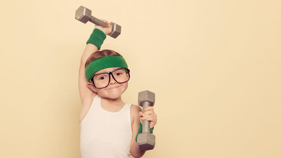 How Young Is Too Young to Start Lifting Weights? - Men's Fitness