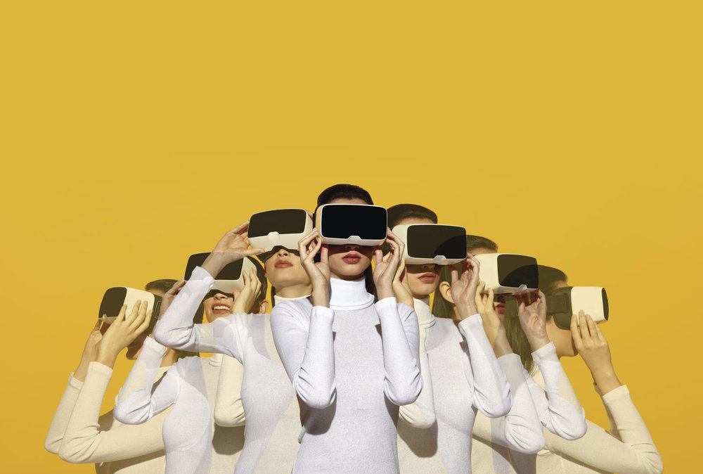 How Virtual Reality Is Changing Peak Performance - Furthermore x Equinox