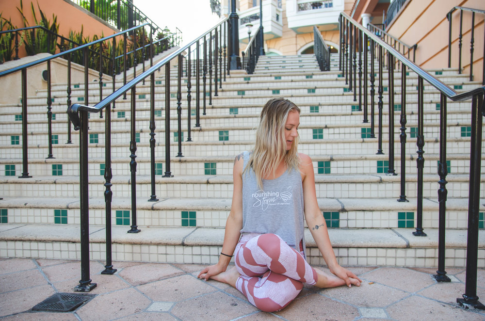 - Kimber is a fellow soul searcher, yoga instructor, and proud dog mama. She invites you along her own journey to wellness and hopes to inspire people to be the healthiest & happiest version of themselves every day!