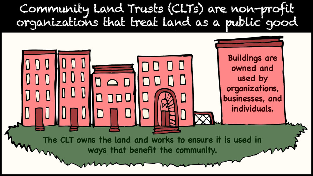 Tensions in the Community Land Trust Model - Fearless Cities Conference, July 28, 2018co-organizers: Lynn Lewis, Hilary Wilson