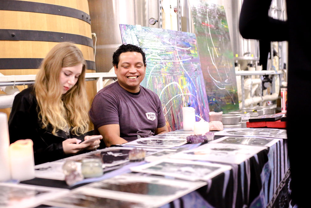 Arts & Drafts @ Right Proper Brookland (Photo by Eli Rudy)