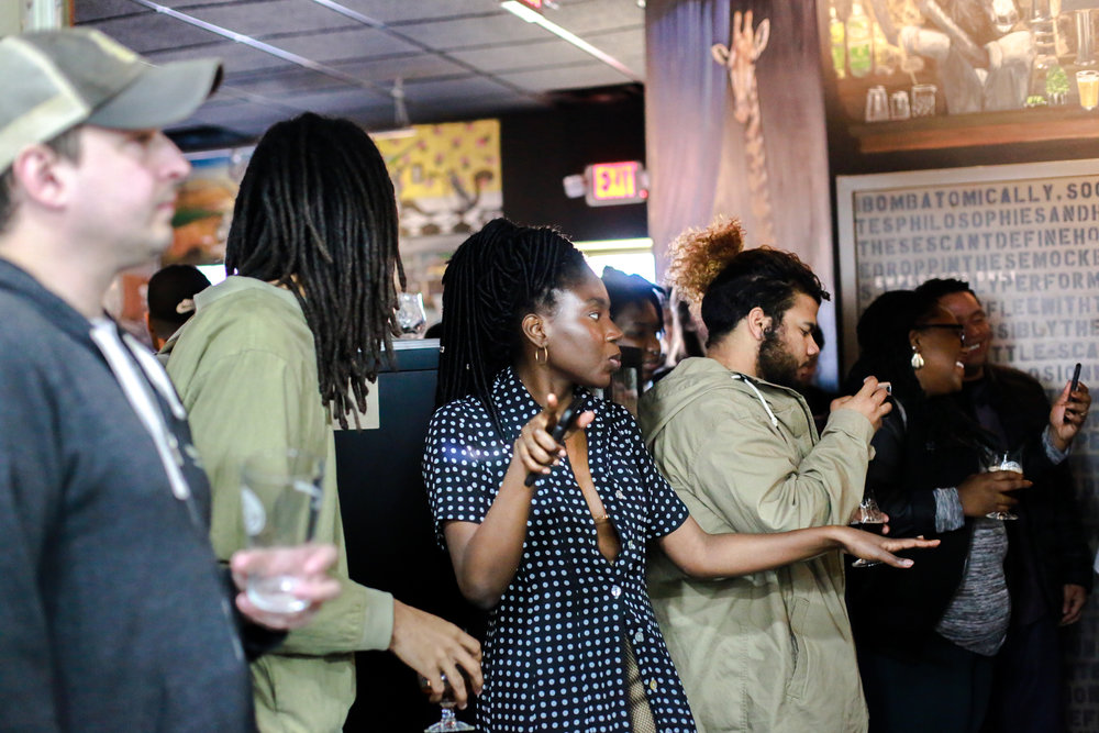 Arts & Drafts II @ Right Proper Brookland (Photo by Eli Rudy)