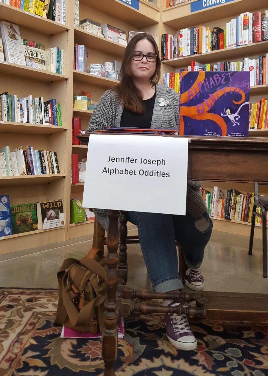 Jennifer Joseph at The Bookworm Omaha.jpg