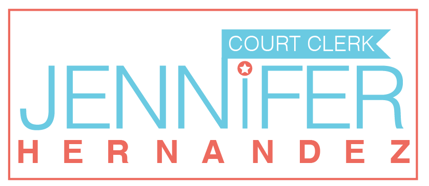 Jennifer Hernandez for Clerk of the District Court