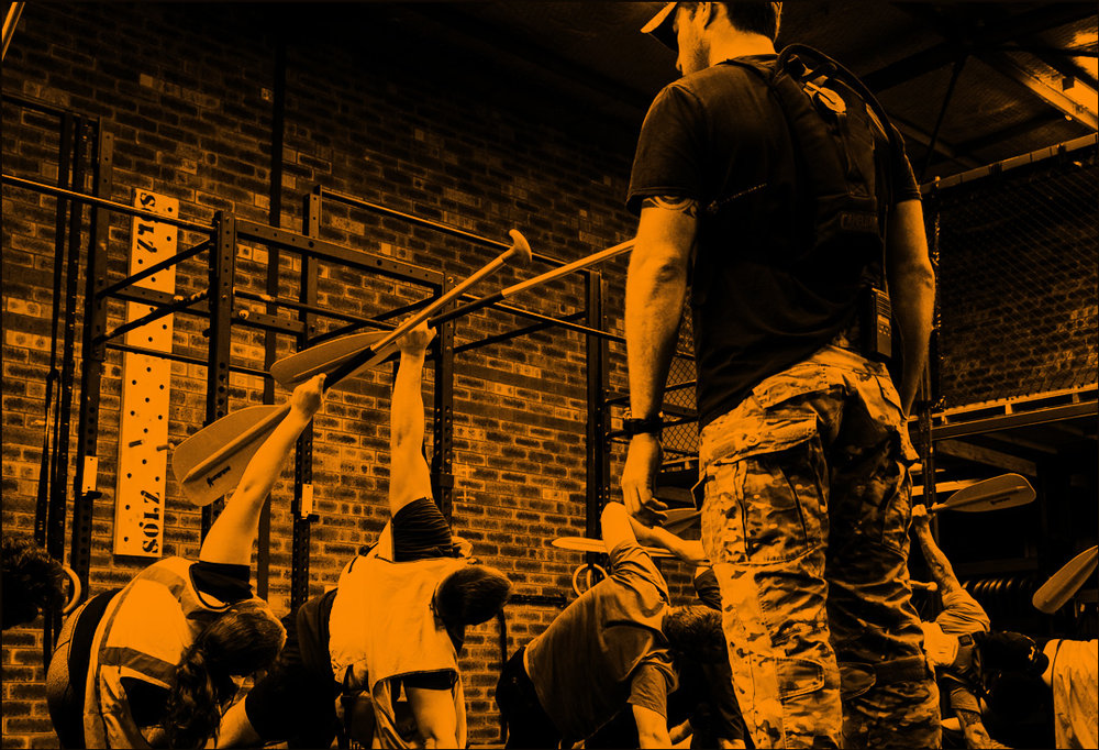 SPECIAL TRAINING EVENTS - TRAINING CONDUCTED BY OURAUSTRALIAN SPECIAL FORCES TEAM