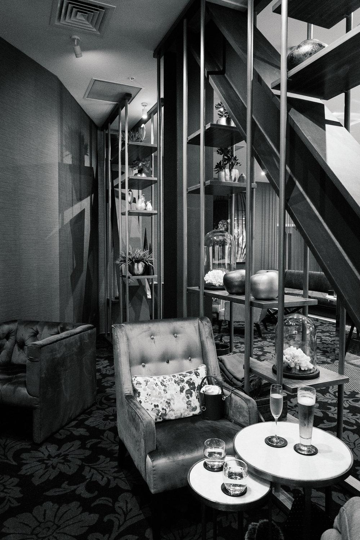 Green Room at Sofitel Wellington