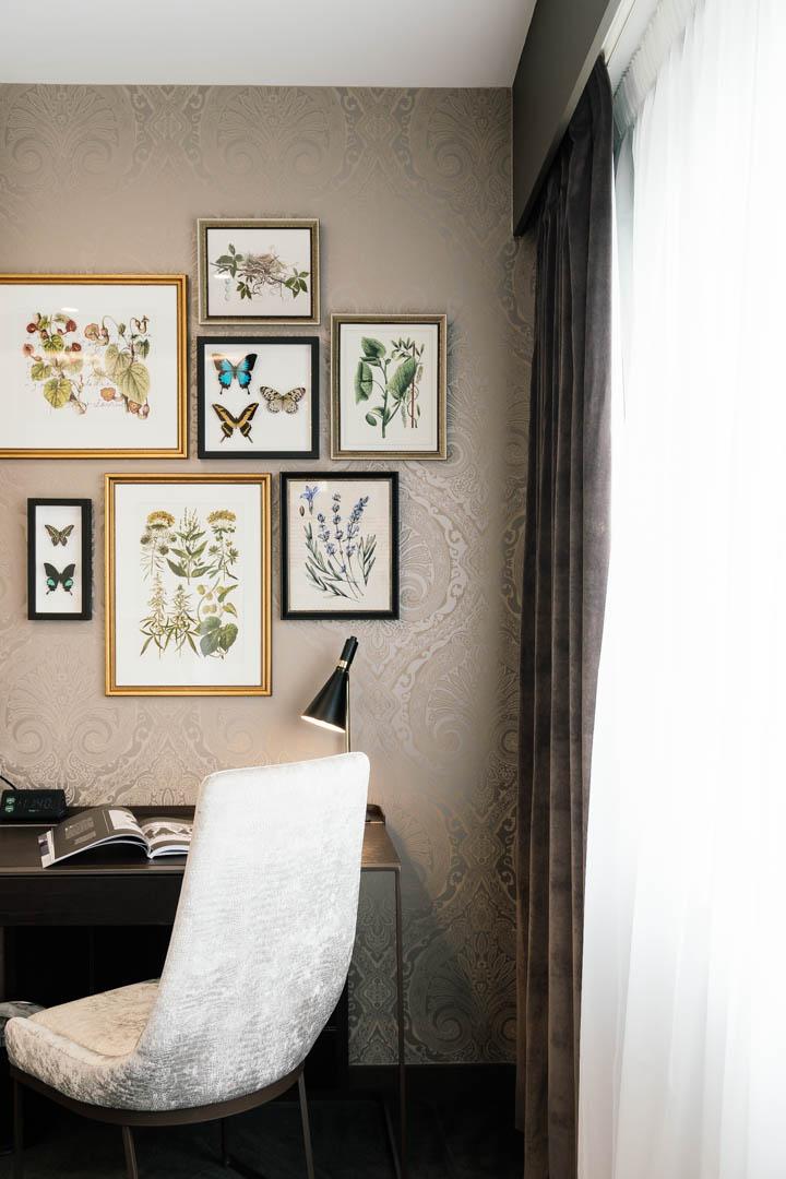 Luxury Room Interior, Sofitel Wellington