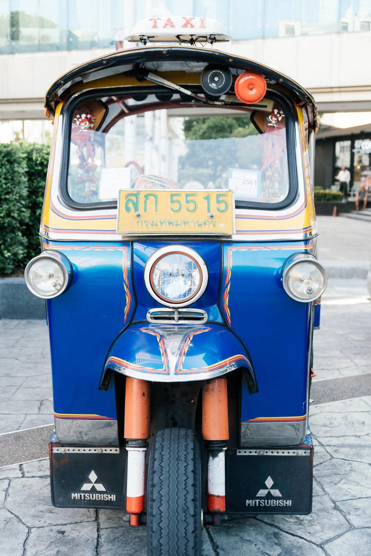 Not your average Tuktuk