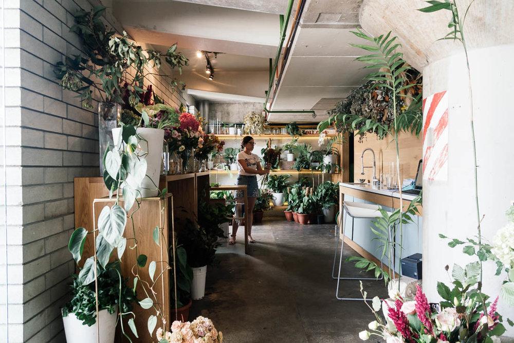The Botanist, Auckland Florist - Jaya Gascon