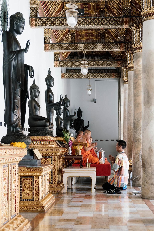 Wat Benchamabophit (The Marble Temple) — 69 Thanon Si Ayutthaya, Khwaeng Dusit, Khet Dusit, Krung Thep Maha Nakhon