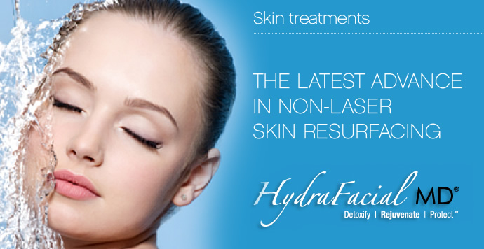 Hydrafacial MD - Edmonton - New Image Cosmetic - Luxury Medical Spa