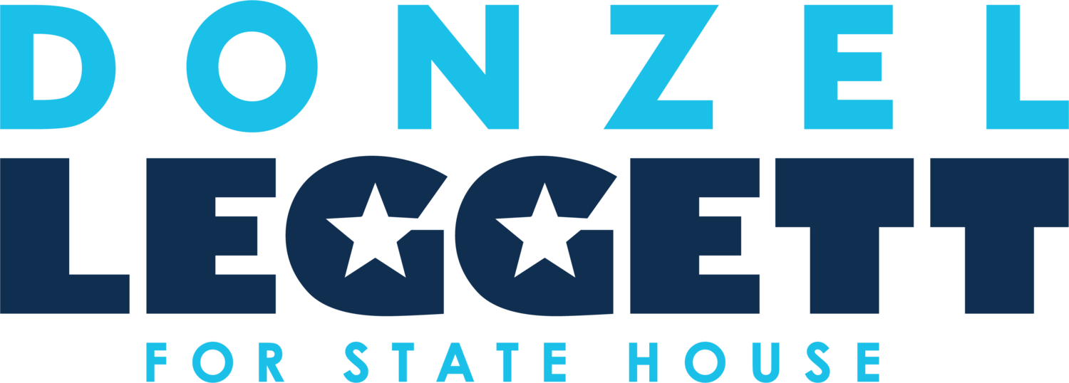 Donzel Leggett for MN State House