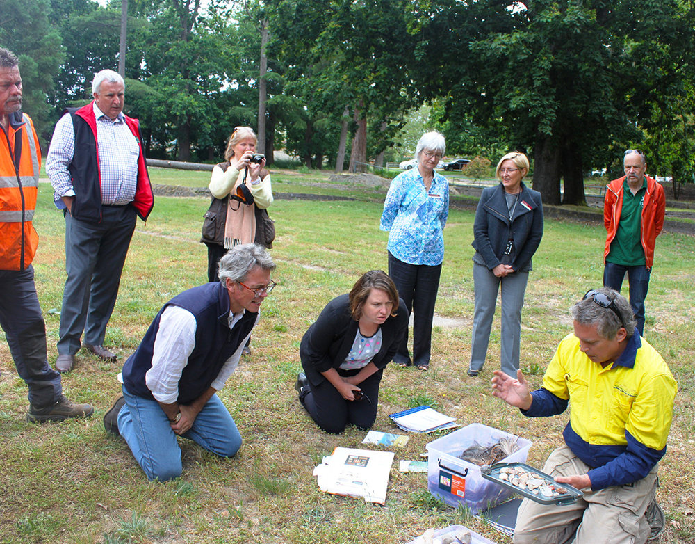 Indigenous-Artifacts-explained-by-Taungurung-Heritage-Advisor-at-Botanic-Gardens-Kyneton--6-12-2016.jpg