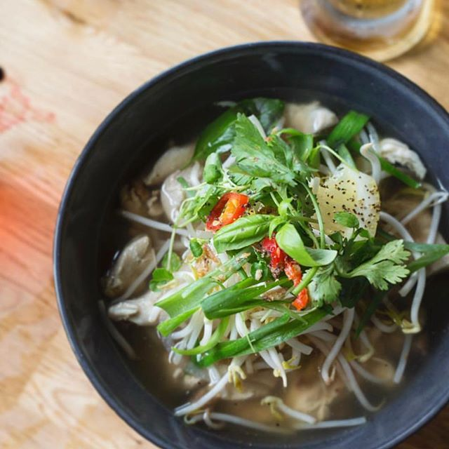 You and me phoever 😋😉 . . . . #pho #chickenpho #phoga #soulfood #phobulous #phoever #phoreal #phokingdelicious #phunny #banhmicaphe #banhmicaphenz #vietnameseeats #vietnamesefood #vietfood #vietnamese #eeeeeats #foodie #foodofinstagram #hamiltoneats #newzealandeats #hamiltonwaikato #lovethetron #neatplaces #victoriaontheriver #theriverbanklane