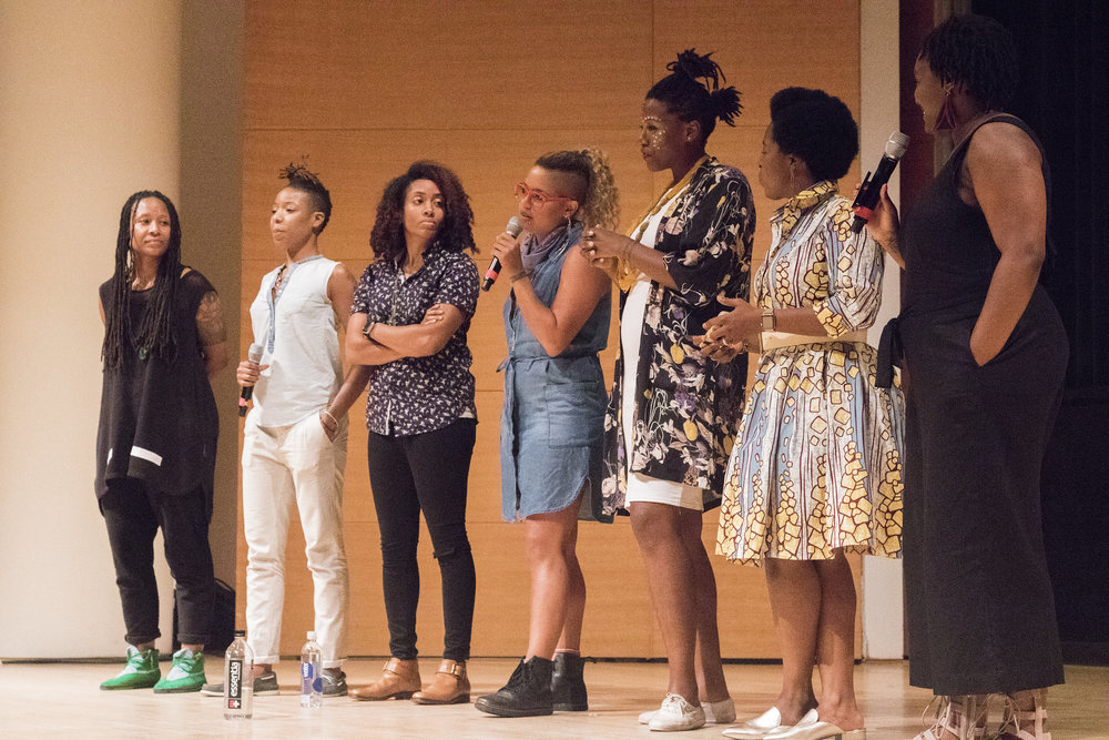Hosting | The Revival: Women and the Word @ Brooklyn Museum for Target First Saturdays