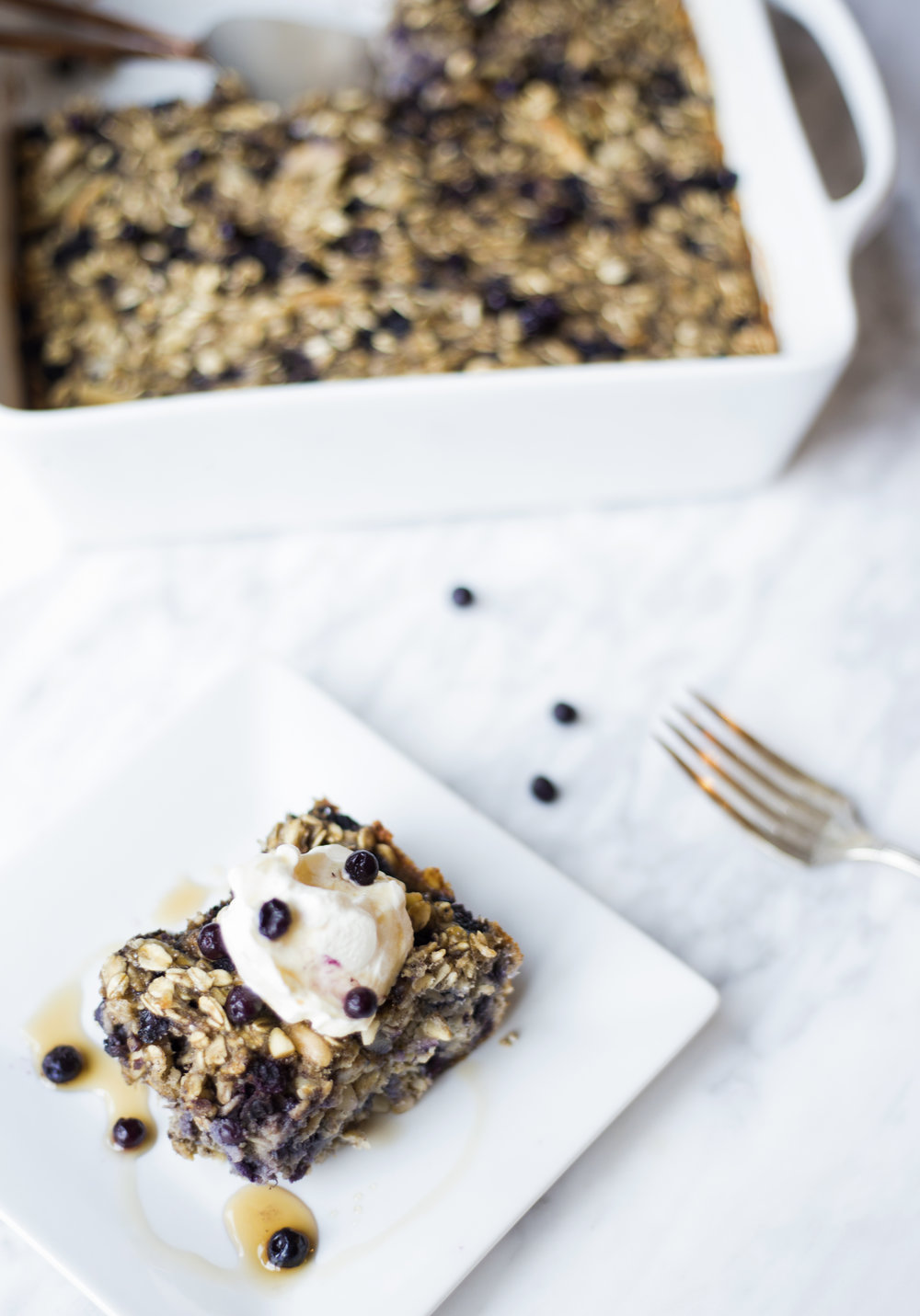 Healthy, gluten-free, naturally-sweetened Breakfast for the kids