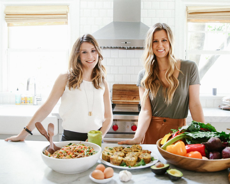 MEGAN & ANNA - We are both clinically trained Registered Dietitians, specializing in fertility, prenatal and postpartum nutrition. As professional women, juggling work and growing families ourselves, we get it.Yes, we base everything in the medical research, but we also speak from experience. We are here to help you get informed, be healthy and feel confident as you journey into motherhood.