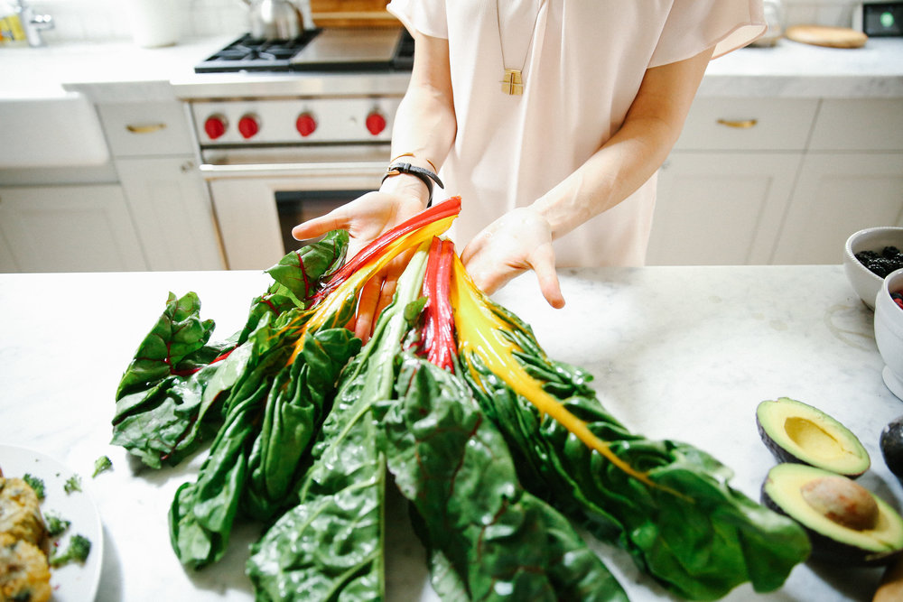 Leafy Greens for Pregnancy