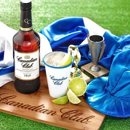 Come & play a game of table tennis on our ace table, while watching the Australian Open LIVE on our big screen in the Beer Garden with one of our refreshing Canadian Club specials.