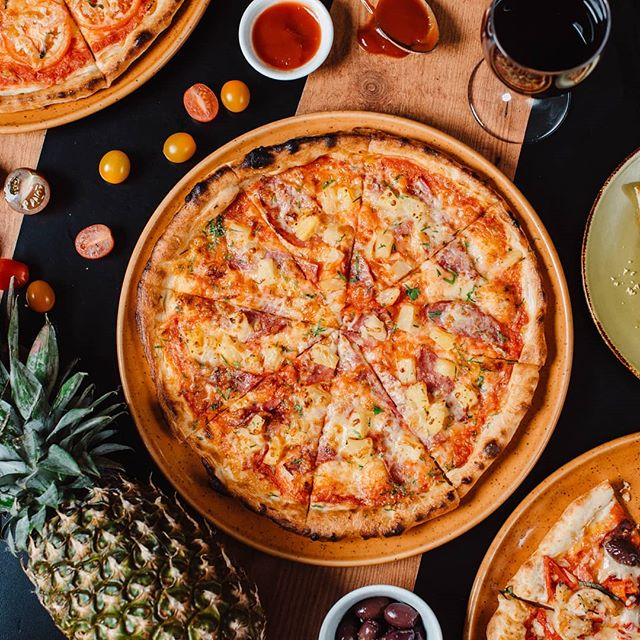 2 for 1 pizza... yep, that's dinner sorted! See you this Monday for pizza night!