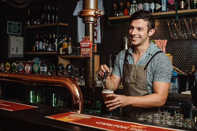 We're happy when you're happy… so come into the Saloon or Front Bar on Friday from 5pm – 7pm for great drinks specials…it will make everyone happy!