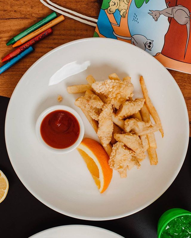 Kids eat free at The Gully every Tuesday with a paying adult! How good... bring your little ones in tonight for a feed on us. #thegullyphg