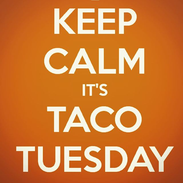 All you gotta do tomorrow is Trick or Treat... so come in for our insane specials tonight. Every Tuesday is Taco Tuesday. Tacos are just TWO BUCKS a piece and you can wash them down with a FIVE BUCK Margarita or a FOUR BUCK Tequila Shot all night! #tacosforever #tacotuesday #tequila #margarita #tuesday #twosday