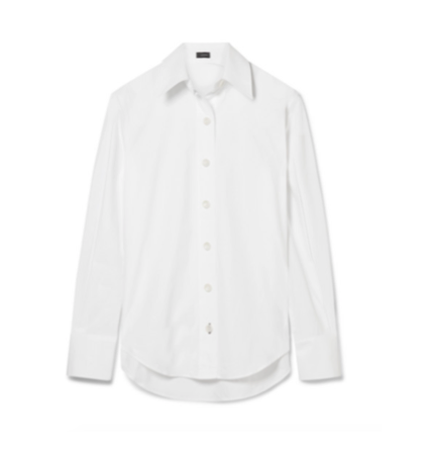 2. WHITE SHIRT -  Joesph Classic shirt