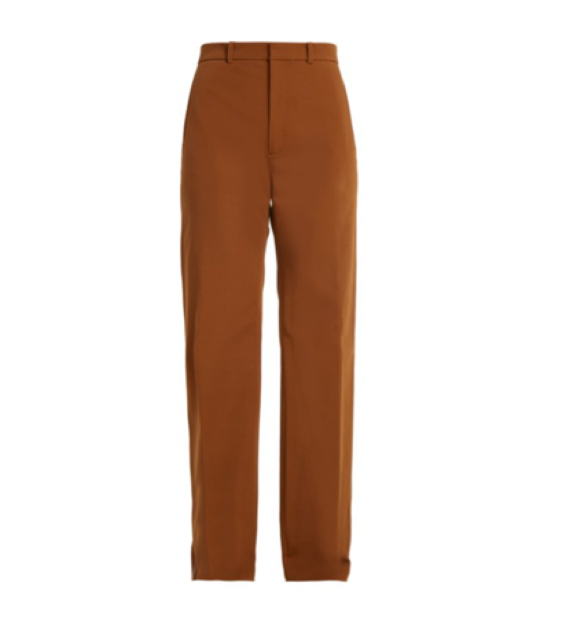 7. NON BLACK PANT -  Joseph High Rise Trouser