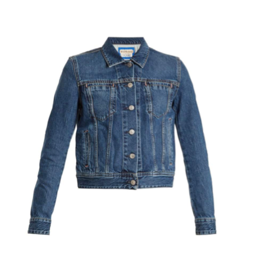 8. DENIM JACKET -  ACNE Classic Jkt